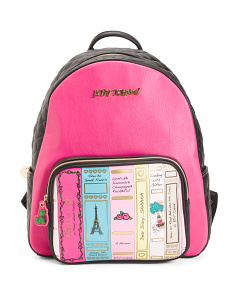 Library Oversized Backpack