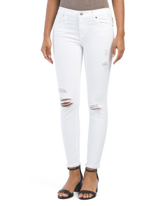 Gwenevere Destructed Jeans