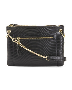 Wave Large Crossbody
