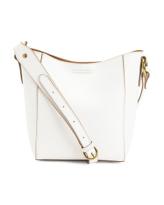 Harness Leather Crossbody