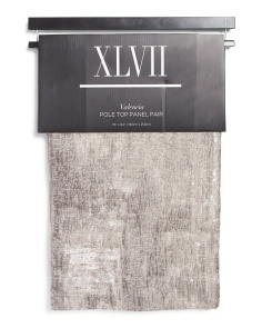 76x84 Set Of 2 Valencia Curtains