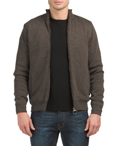 Ardeley Wool Zip Through Sweater