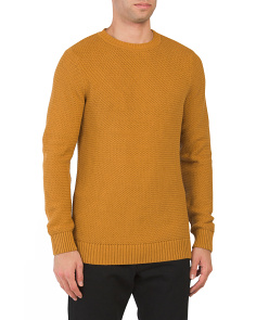 Bearsden Crew Neck Sweater