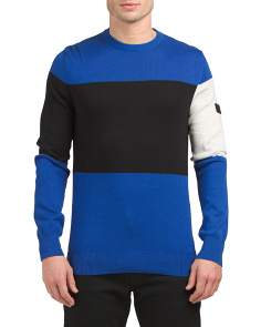 Cruiser Crew Neck Sweater
