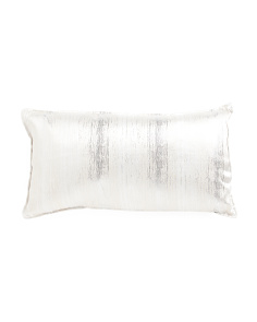 14x26 Christopher Striped Pillow