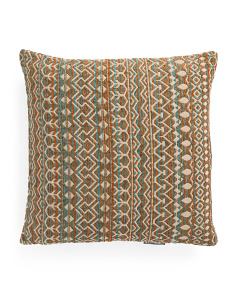 Made In India 20x20 Brenna Pillow