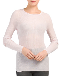 Carly Wool Blend Sweater