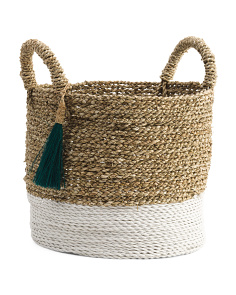 Medium Seagrass Storage Bin