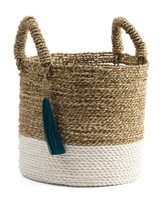 Small Seagrass Storage Bin