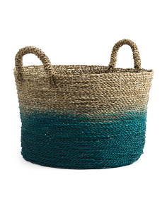 Medium Ombre Dip Storage Basket