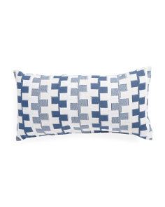 Made In USA 14x26 Manfred Square Pillow