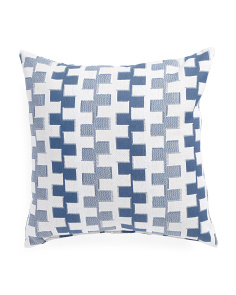 Made In USA 22x22 Manfred Square Pillow