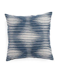 Made In USA 22x22 Accordian Print Pillow
