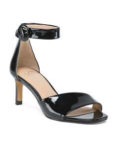 One Band Ankle Strap Heels