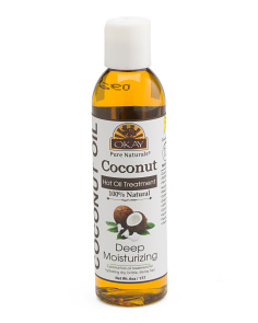 Moisturizing Coconut Hot Oil Treatment