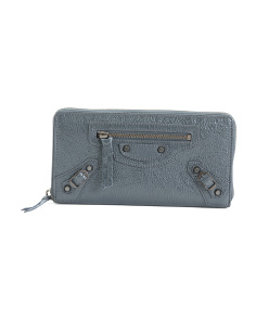 Made In Italy Classic Leather Wallet