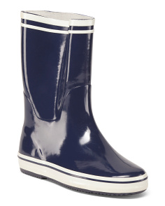 Mid Shaft Rain Boots