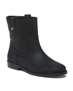 Comfort Leather Boots
