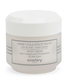 Made In France Night Cream With Collagen