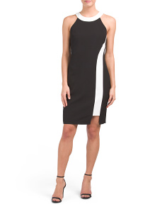 Tracy Color Block Dress