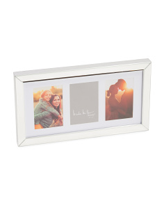 3 Opening Mirrored Wall Frame