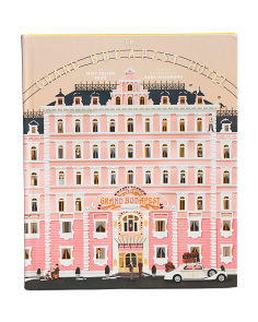 The Grand Budapest Hotel Table Book