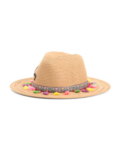 Vacay All Day Embroidered Hat