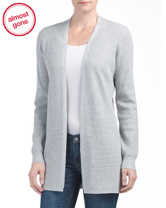 Thermal Duster Cardigan