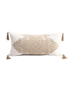 Made In USA 14x27 Sophia Chenille Pillow