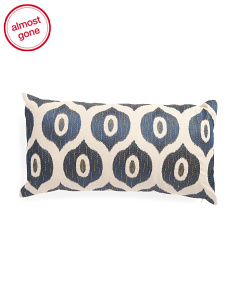14x26 Eye Drop Pattern Pillow