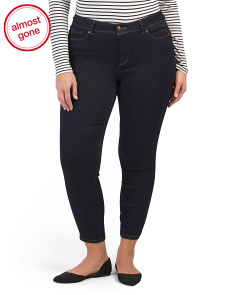 Plus Total Solution Skinny Jeans