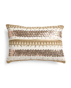 Made In India 14x20 Aurulent Pillow