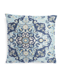 20x20 Maras Medallion Pillow