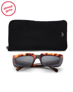 Made In Italy Luxury Designer Sunglasses With Case