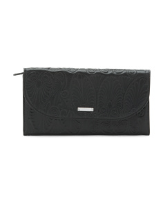 Denia Cami Leather Wallet