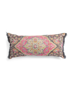 Made In USA 13x27 Turkish Tile Pillow