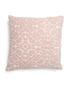 20x20 Parterre Textured Pillow