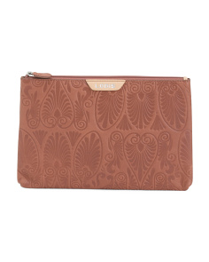 Leather Denia Pouch