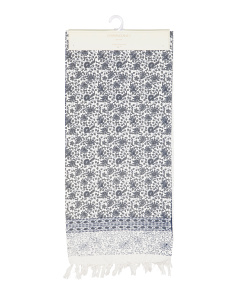 Made In India Abigail Floral Runner