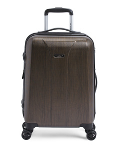 21in Aerolite Hardside Carry-on With Mesh Pocket