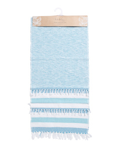 Made In India Jina Melange Table Runner