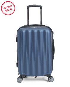 20in Saticoy Hardside Spinner Carry-on