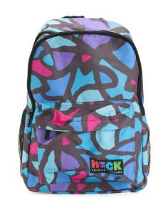 Scribbles Backpack