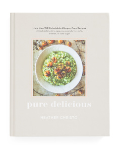 Pure Delicious: Allergy Free Cook Book