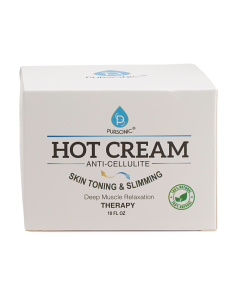 Anti Cellulite Hot Cream