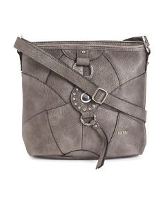 Hartley Tassel Crossbody