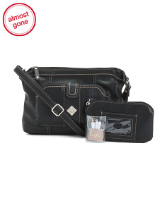 Winton Powerbank Charging Crossbody