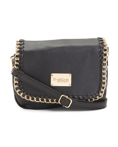 Christine Solid Shoulder Bag