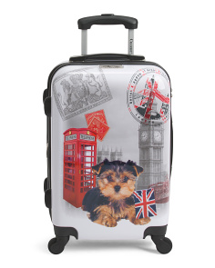 20in Hardside Yorky Uk Carry-on Spinner
