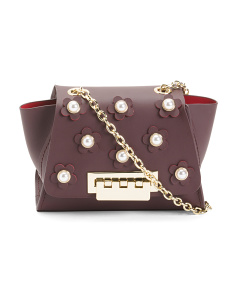 Eartha Iconic Leather Crossbody